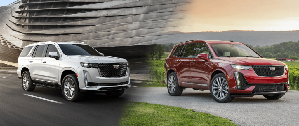 2021 Escalade vs XT6 | Stillwater, OK
